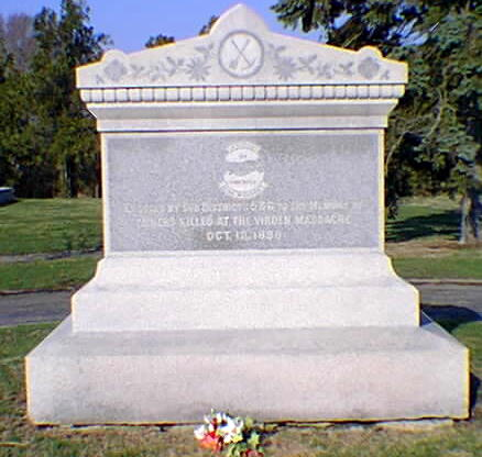 Photo of Mt. Olive Coal Miners Monument